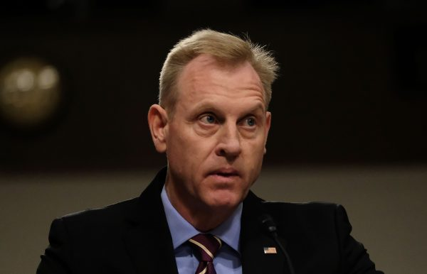 Patrick M. Shanahan, Acting U.S. Secretary of Defense