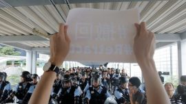 Hong Kong Police 'Trapped in the Middle' by Polarizing Extradition Bill