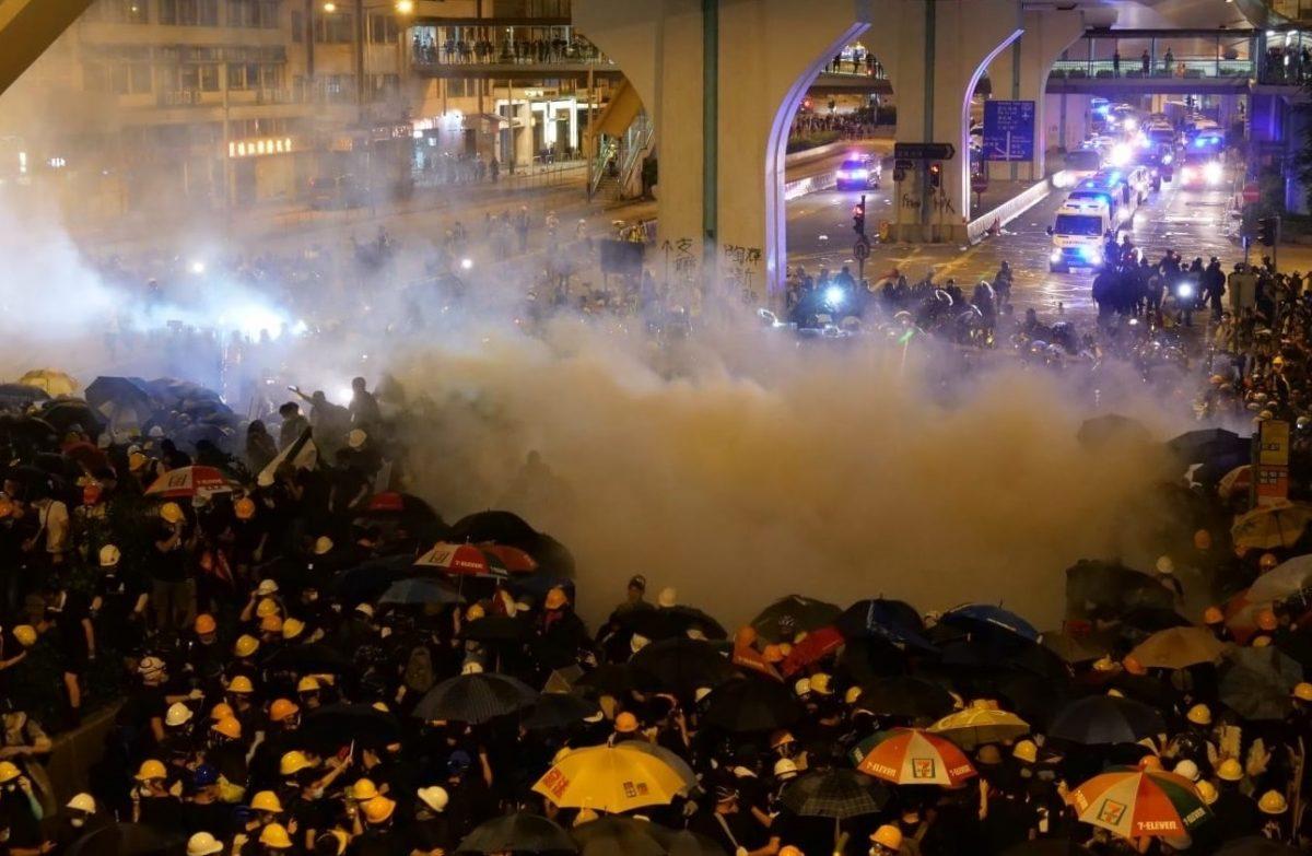 hong kong protest 7.27