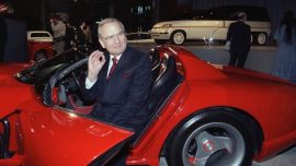 Former Chrysler CEO Lee Iacocca Has Died at Age 94