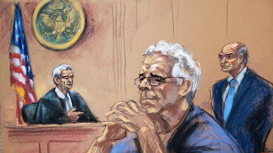 Federal Judge Orders Dismissal of Case Against Epstein