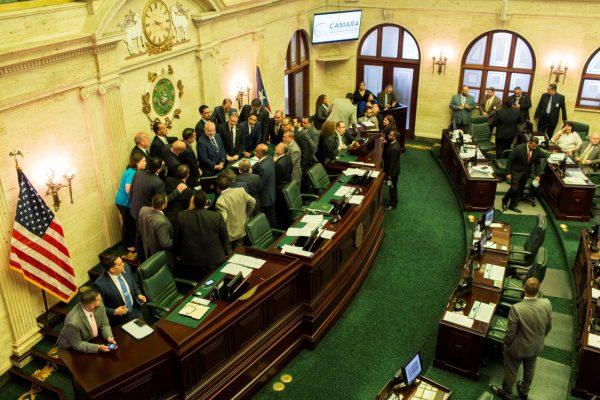 Puerto Rico House of Representatives