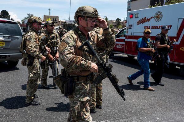 el paso shooting near mall