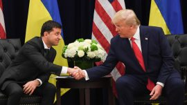 Ukraine Expects US Military Aid to Persist Amid Impeachment Battle, Official Says