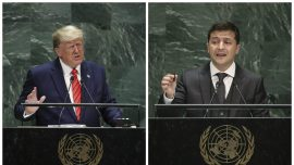 Trump Froze Aid to Ukraine to Pressure Participation From European Countries and Due to Corruption Concerns