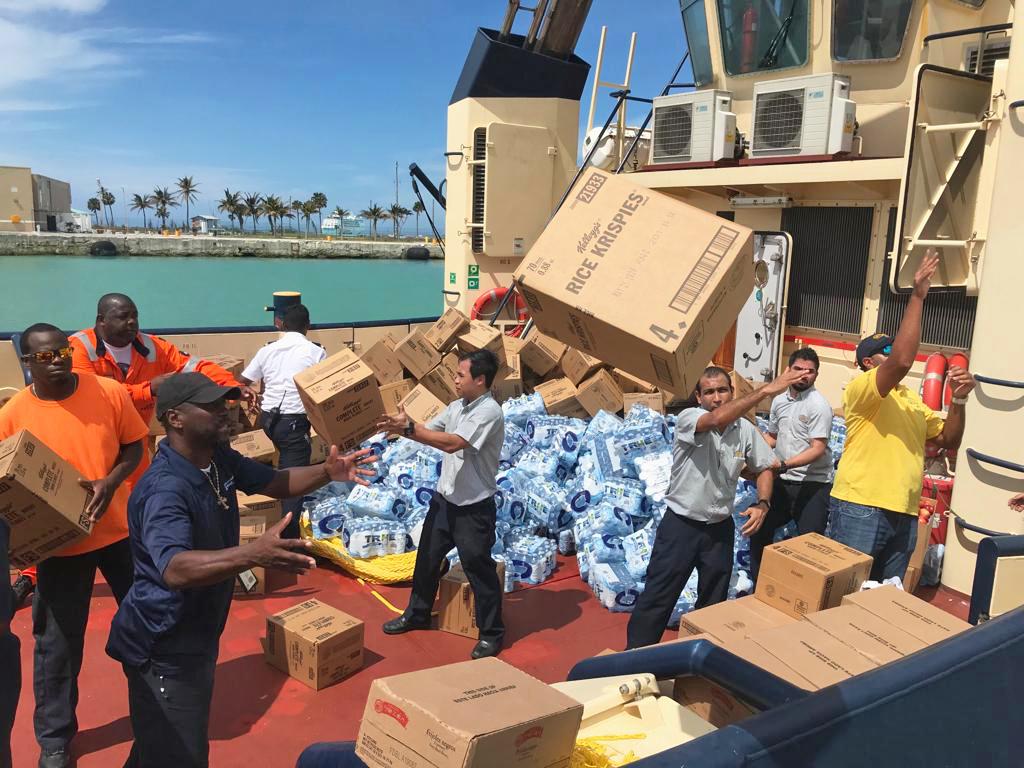 dorian hurricane devastates bahamas