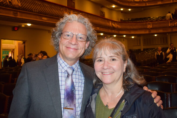 Tom and Muriel Prentiss