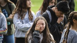 Student Survivors Recount California High School Shooting