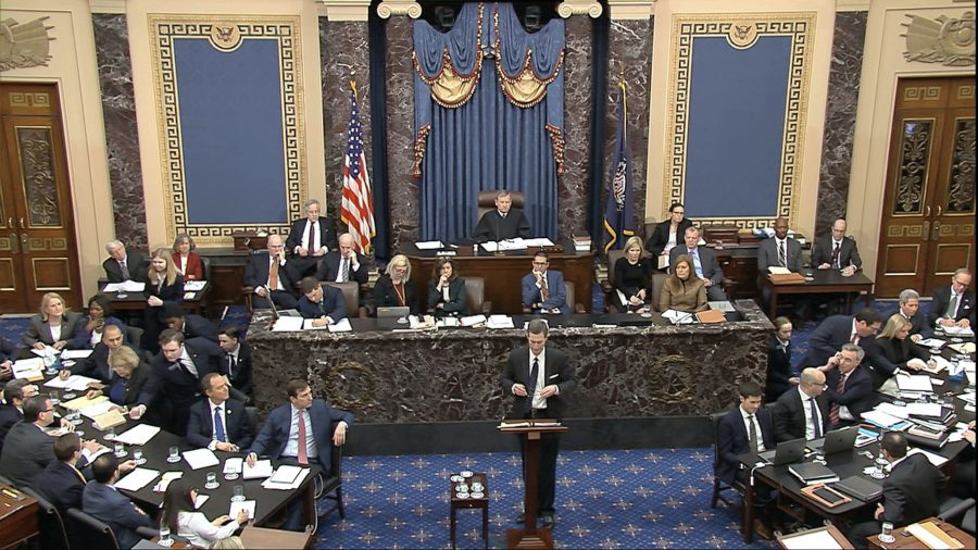 Trump Impeachment Trial Day 9: Senators Finish Questions and Answers Phase, to Vote on Witnesses