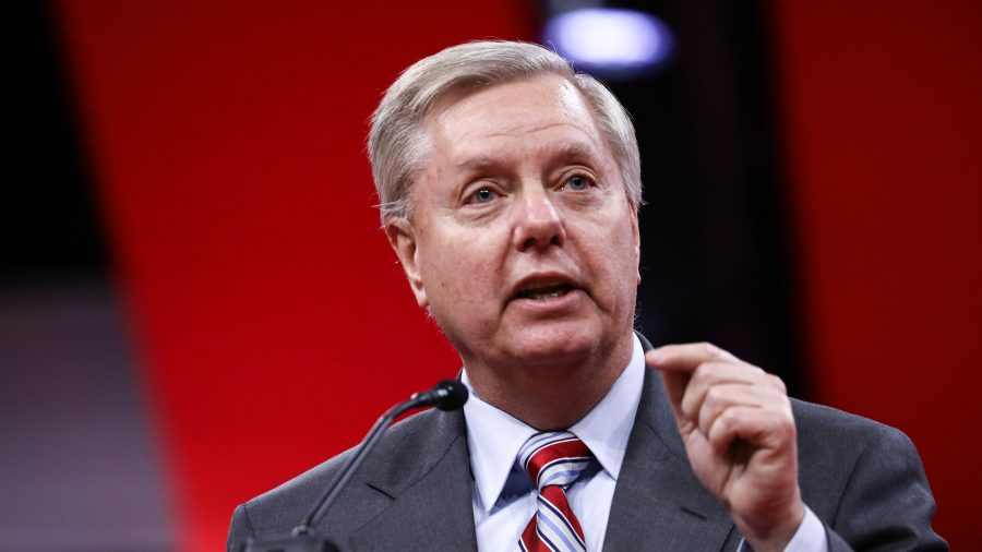 Graham Wants Interviews With 17 DOJ, FBI Officials Over FISA Abuse Case