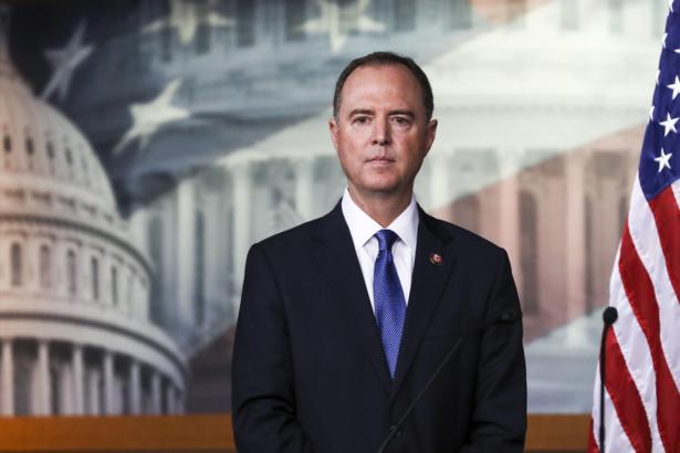 House intelligence chairman Rep. Adam Schiff (D-Calif.)