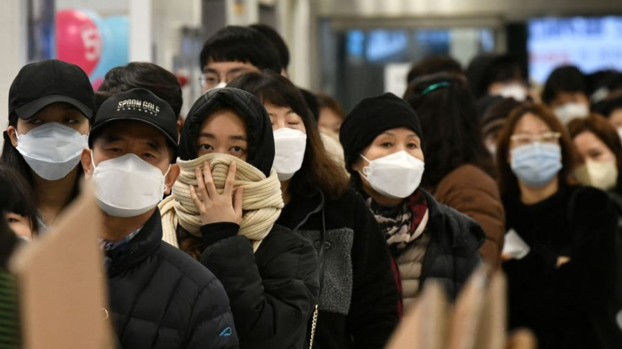 First US Soldier Infected With Coronavirus in South Korea