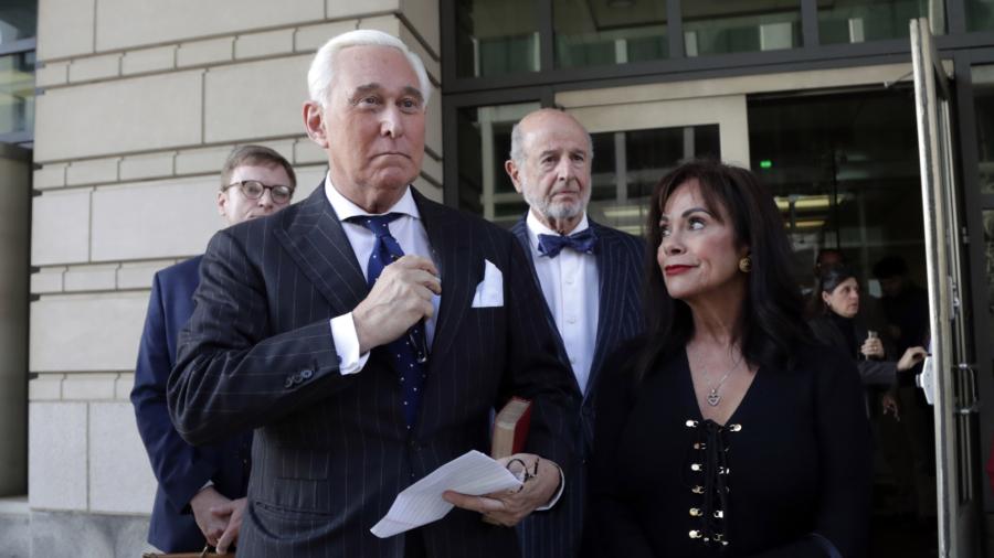 District Court Judge: 'Public Criticism' Will Not Impact Roger Stone Sentencing