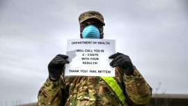 2 US Soldiers Defeat COVID-19 After Taking Anti-Ebola Drug Remdesivir