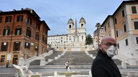 Italy to Allow Travel Abroad From June 3