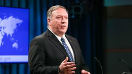 US Secretary of State Condemns Iran's 'Lies' About CCP Virus