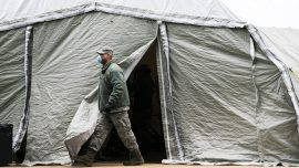 $21 Million NY Field Hospital Closes Without Seeing Patients