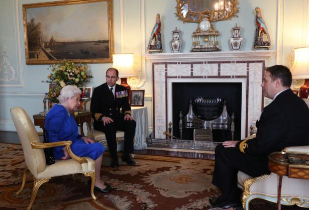 Prince Charles Exits Self-Quarantine After One Week