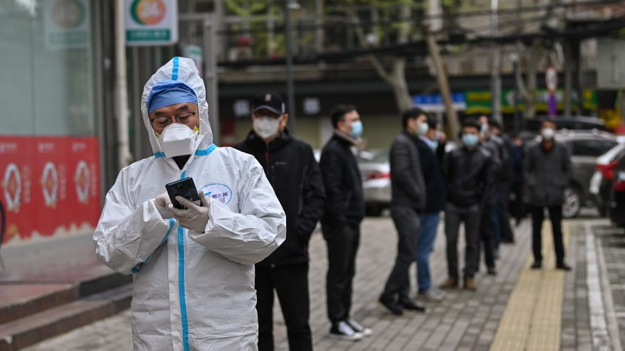 Leaked Documents From District Authorities in Wuhan Reveal Scale of Virus Data Coverup