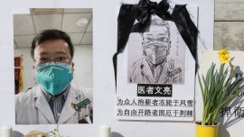 Widow of Wuhan Whistleblower Doctor Li Wenliang Gives Birth to Their Son