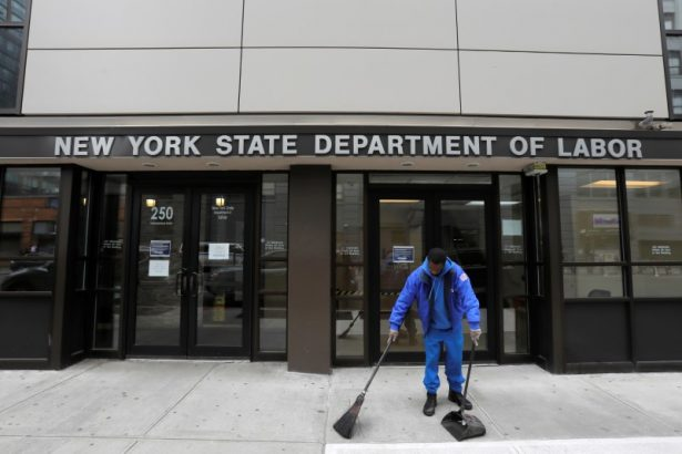 labor department ny state