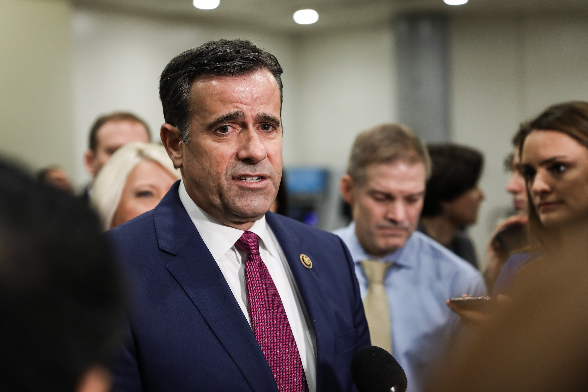 Ratcliffe Sworn in as Director of National Intelligence, Replacing Grenell