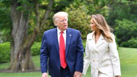 President Donald Trump, First Lady Test Positive for COVID-19