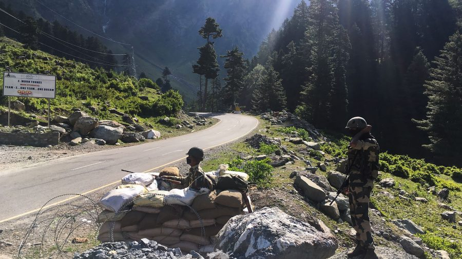 India Sets Condition of 'Peace and Tranquility' on Border for Development of Relations With China