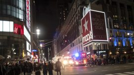 Macy's Hit as New York Imposes Curfew Amid George Floyd Protests