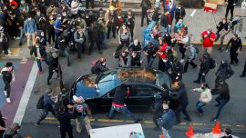 Seattle Driver Shoots Protester as Crowd Swarms His Car