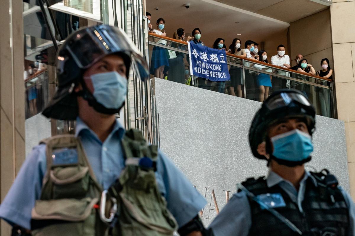 hong kong law