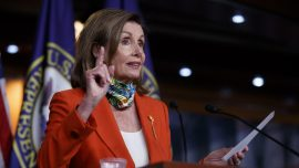 Pelosi Says GOP, Democrats Are Far Apart on Stimulus Talks