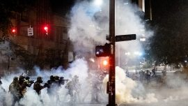 DHS Chief Vows Not to Withdraw Federal Forces From Portland After Another Night of Rioting