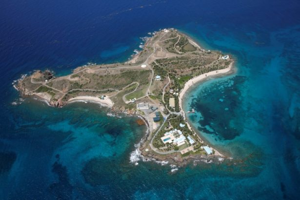 Little St. James Island,