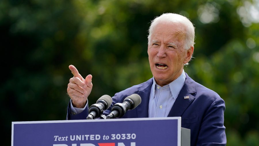 FBI Agents Reportedly Raid Home of Biden Surrogate