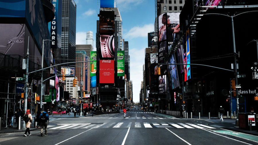 New York's Times Square New Year's Eve Celebration to Go Virtual