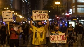 Riots Break Out in Cities Across US Over Decision in Breonna Taylor Case