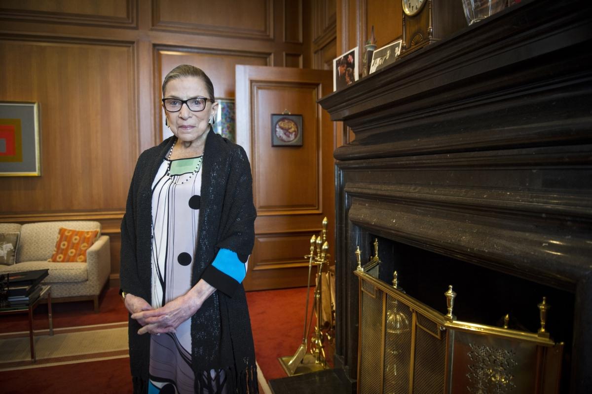 Associate Justice Ruth Bader Ginsburg
