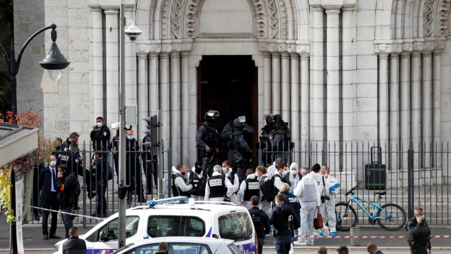 3 Killed in Islamic Terror Attack at French Church