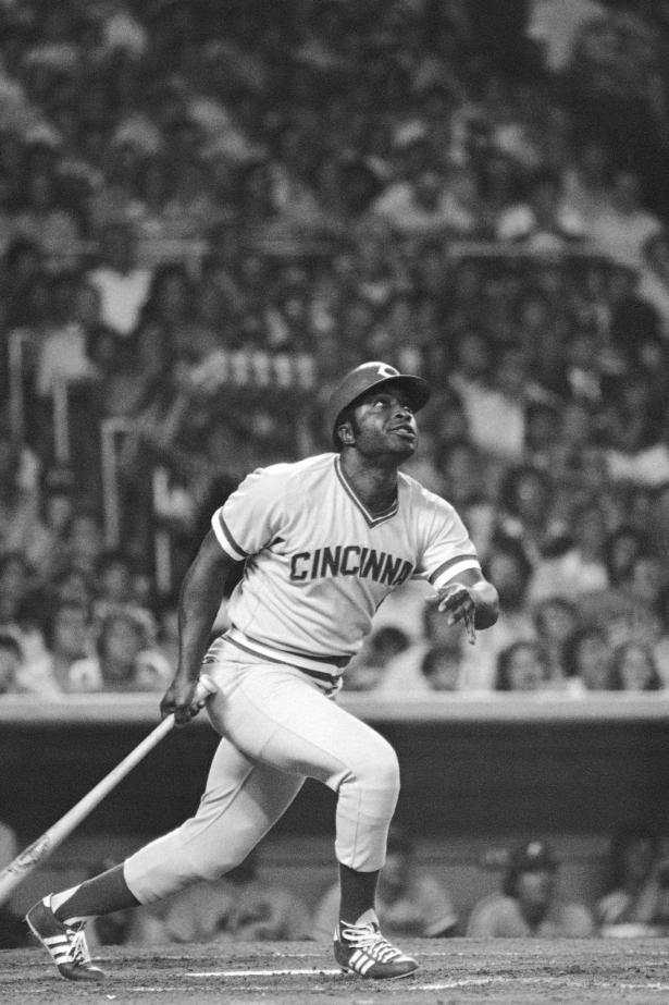 Hall of Fame second baseman Joe Morgan