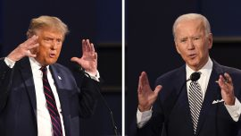 Topics Chosen for Next Biden-Trump Debate