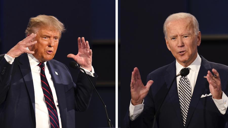 Topics Chosen for Next Biden-Trump Debate